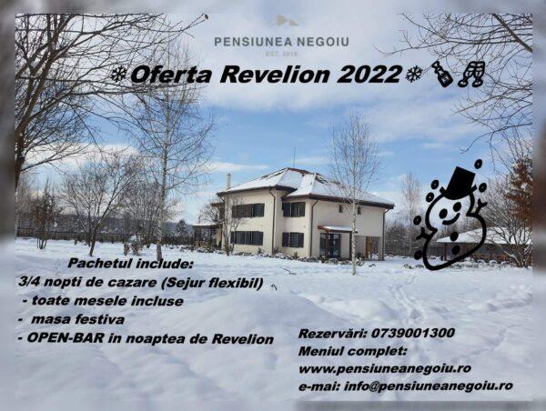 Oferta Revelion 2022